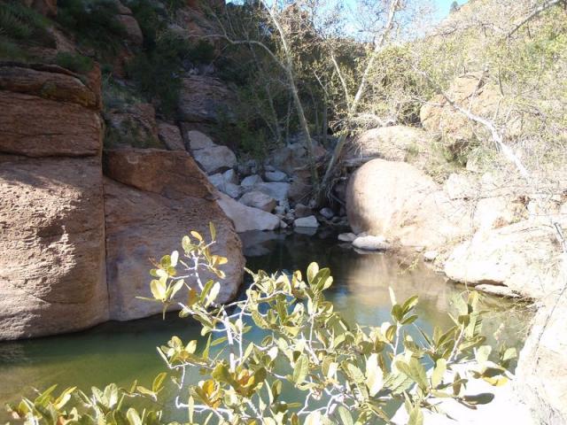 Gaan Canyon 009