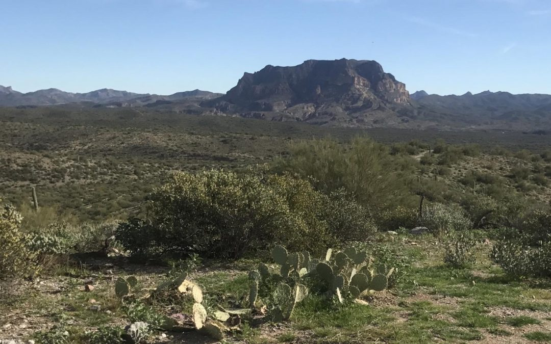 Rio Tinto attempts to bribe Arizona State Parks with land gift